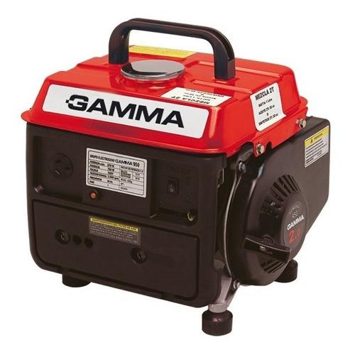 Grupo Electrógeno Generador Gamma 950 Ge3441 2hp 870w