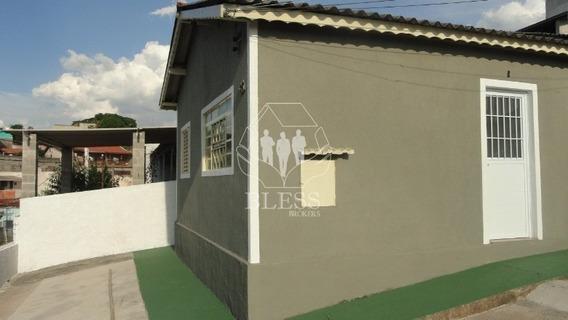 Casa Independente Térrea Para Locação Bairro Colônia(locação Somente Com Fiador E Direto Com A Imobiliária) Com 2 Dormitórios Pequenos, 1 Sala, 1 Cozinha Grande Com Gabinete E Com - Ca00929 - 338624