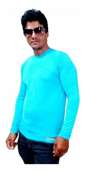 4 Camisa Térmica - Blusa Térmica - Camisa Com Proteção Solar
