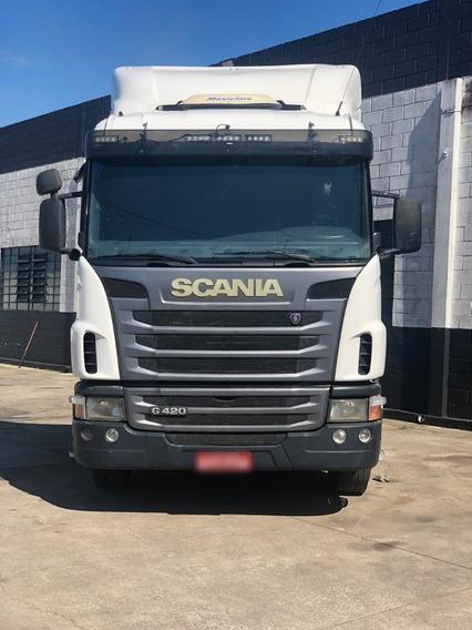 Scania G420 2010 6x2 Trucada