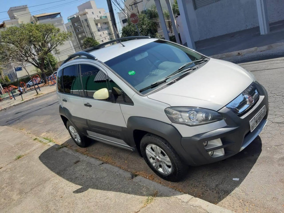 Fiat Idea 1.8 16v Adventure Flex 5p 2012
