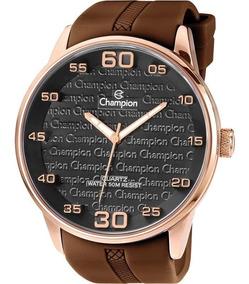 Relógio Masculino Champion Pulseira Borracha Ch30206u