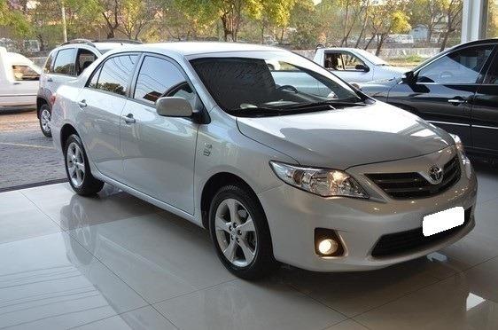 Toyota Corolla 1.8 Gli Prata 16v Flex 4p Aut.