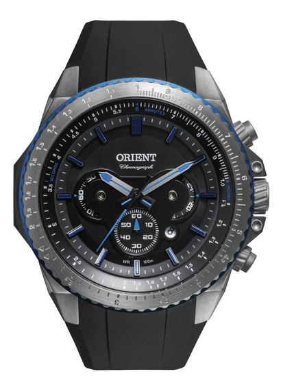 Relógio Masculino Mbtpc004 Orient / Caixa De Titânio