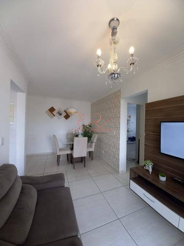 Imagem 1 de 15 de Apartamento Com Dois Dormitórios, Sendo Um Suíte Próximo A Embraer - Ap0144