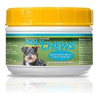 Polychews 60 Tabs - Para Perros Con Displasia De Cadera