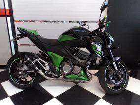 Kawasaki Z800 Abs 2014 Verde