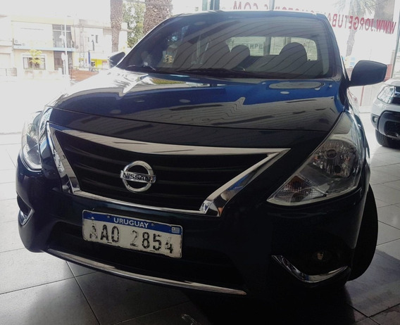 Nissan Versa Extra Full 2015 Impecable