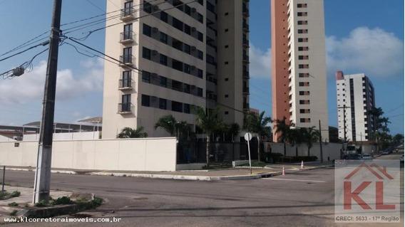 Apartamento Para Venda Em Natal, Capim Macio, 2 Dormitórios, 1 Suíte, 2 Banheiros, 1 Vaga - Ka 0639_2-809131