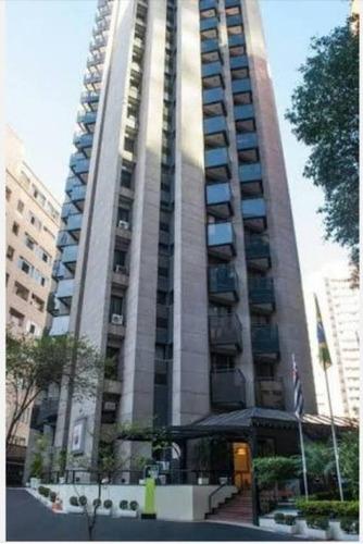 Flat Com 1 Dormitório À Venda, 40 M² Por R$ 425.000,00 - Consolação - São Paulo/sp - Fl0046