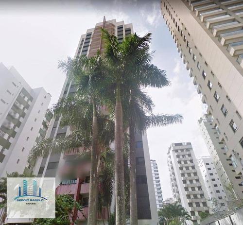 Imagem 1 de 12 de Apartamento Residencial Com 3 Dormitórios À Venda Na Rua Araguari - Moema, São Paulo/sp - Ap2565
