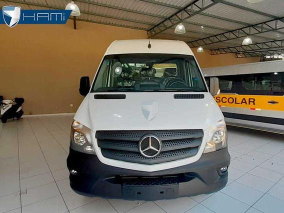 Mercedes-benz Sprinter Furgão 515 E.l.t. Alto 2.2 Die