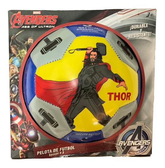 Balón Avenger La Era De Ultron Thor Y Hulk