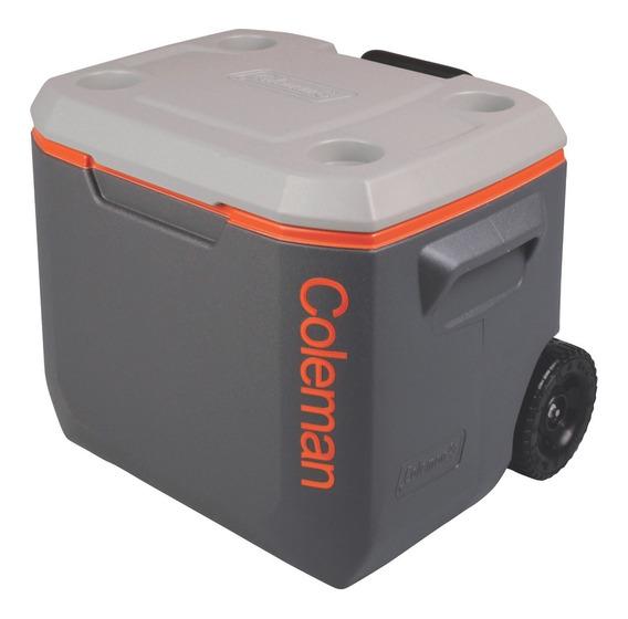 Caixa Térmica Coleman 50qt Xtreme 47.3 Litros Cinza