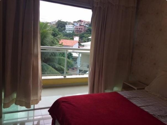 Flat Residencial À Venda, Camboinhas, Niterói. - Fl0001