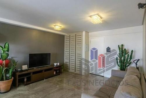 Imagem 1 de 12 de Apartamento À Venda Em Osvaldo Cruz - Ap008307