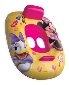 Boia Fralda Bebe Inflavel Infantil Bote Piscina Disney