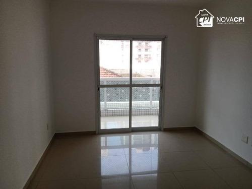 Apartamento À Venda, 80 M² Por R$ 398.000,00 - Aviação - Praia Grande/sp - Ap9947