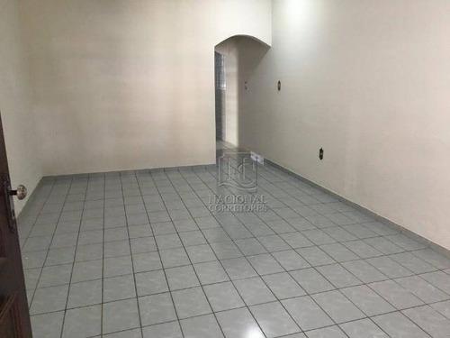 Imagem 1 de 20 de Casa Com 1 Dormitório À Venda, 114 M² Por R$ 370.000,00 - Parque Marajoara - Santo André/sp - Ca3197