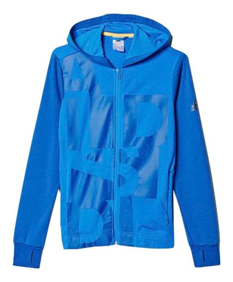 Jaqueta Infantil Masculina adidas Yb Lr Ak2737 Original