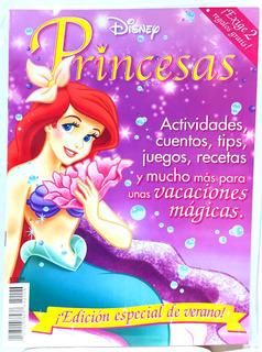 Revista Disney La Sirenita 1