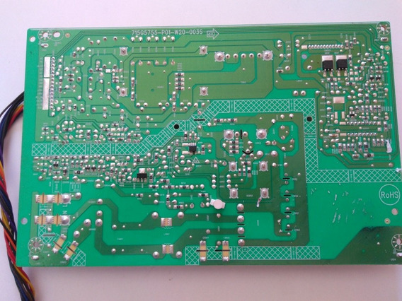 Placa Da Fonte Tv Sony Kdl-32r425a.