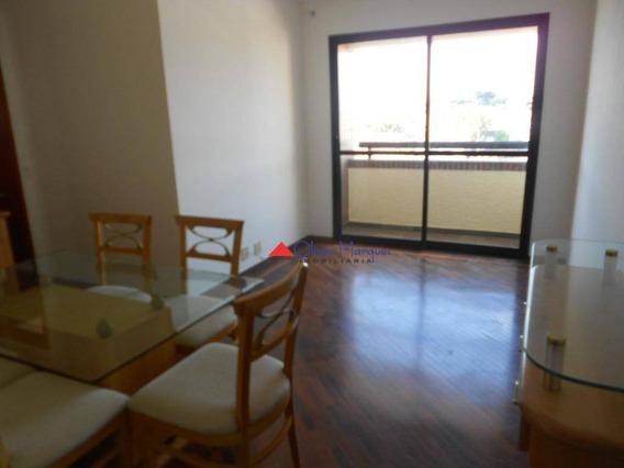 Apartamento Para Alugar, 85 M² Por R$ 1.400,00/mês - Butantã - São Paulo/sp - Ap7423