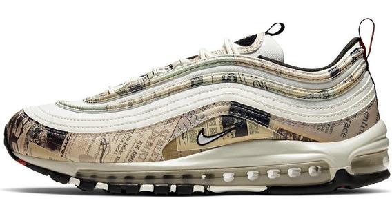 Zapatillas Nike Air Max 97 Deportivas Hombres 921826108