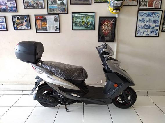 Haojue Lindy 125 Cbs 0km 2020 - Moto & Cia