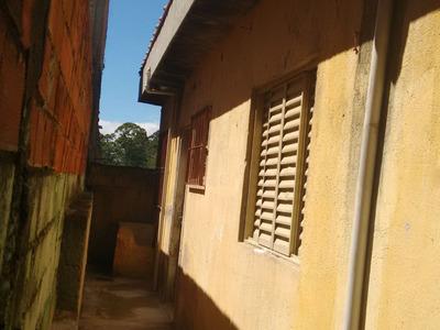 Casa Imovél Pronto Para Morar, 3 Comodos Hidraulica,eletrica