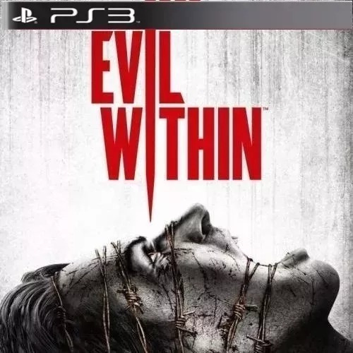 The Evil Within Ps3 Psn Jogo Terror ,mm Pl=p[=3 =