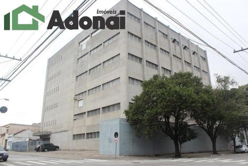 Aluga-se / Vende-se  Prédio Industrial / Escritórios (8.730m²) - Brás - Sã - 931