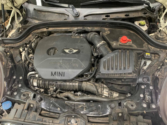Mini Cooper S 2.0 S Exclusive Aut. 3p 2016