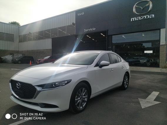 Mazda 3 Touring Automatico Blanco Nieve Perlado 2021