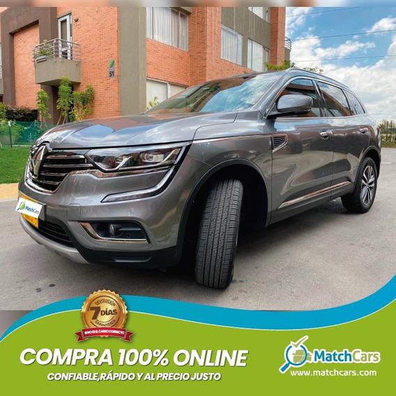 Renault Koleos Intens 4x4 2.5 4wd Cvt 2020
