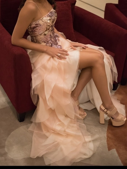 Vestido De 15. Ariel Quintana