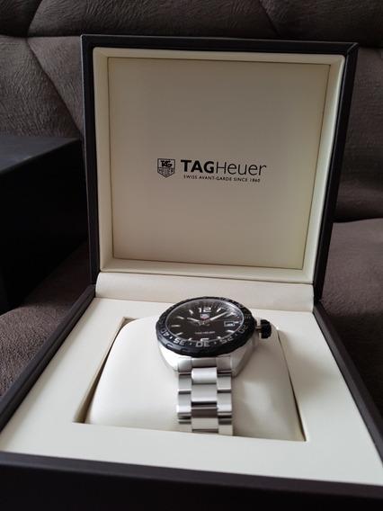 Relógio Tag Heuer Fórmula 1 Novo Na Caixa Com Certificado