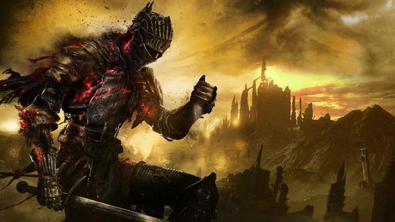 Dark Souls 3 Ps4 Platina(não Precisa Ter O Jogo)