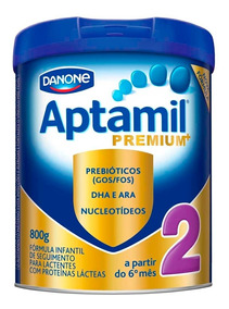 Promoção! Aptamil Premium 2 800g