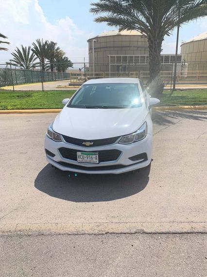 Chevrolet Cruze 1.4 Ls Mt 2016