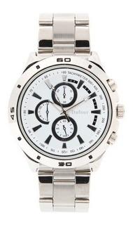 Reloj Metal Hombre | Dufour (1015)
