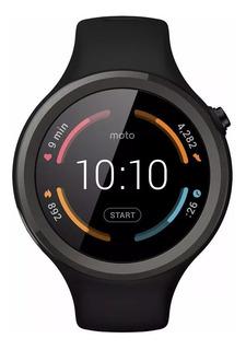 Relógio Smartwatch Moto 360 Sport Original Android Wear Eua