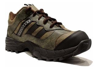 Zapatillas Trekking De Trabajo Bochin Talle Especial