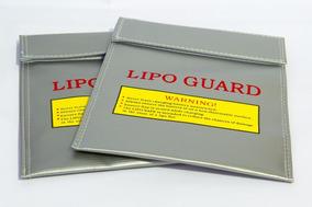 Lipo Gurda - Bolsa Anti Chama Lipo Baterias