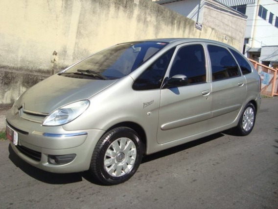 Citroën Xsara Picasso 1.6 I Exclusive 16v Flex 4p Manual
