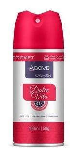 Above Woman - Desodorante Dolce Vita - Pocket