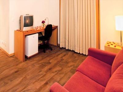 Flat Mobiliado 43 M² Com 1 Dormitório Para Alugar - Avenida Portugal, Centro, Santo André/sp - Fl0002