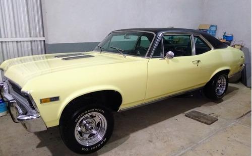 Chevrolet Coupé Chevy Ss 1972