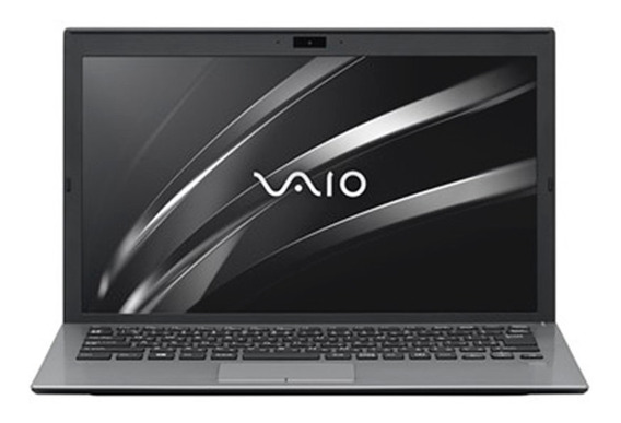 Notebook Vaio S13 Core I7 8gb Ssd 256gb W10 Home Prata