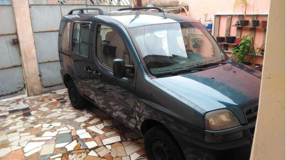 Fiat Doblo 1.6 16v Elx 5p 2002